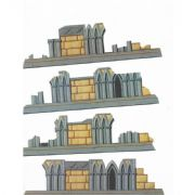 Building Scenery (D) from Warhammer 40,000 2nd Edition